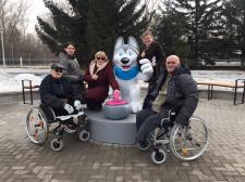 Посещение соревнований по кёрлингу  в рамках XXIX зимней Универсиады