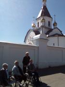 Посещение  Успенского мужского монастыря