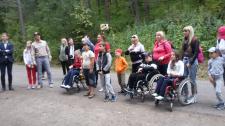 Скандинавская ходьба в заповеднике «Столбы»