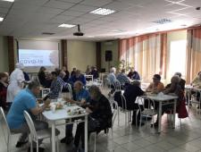 Собрание получателей социальных услуг